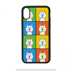 West Highland White Terrier iPhone X Case