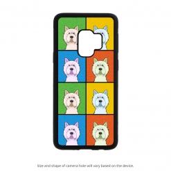 West Highland White Terrier Galaxy S9 Case