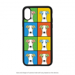 Whippet iPhone X Case