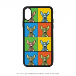Xoloitzcuintli iPhone X Case