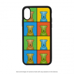 Airedale Terrier iPhone X Case