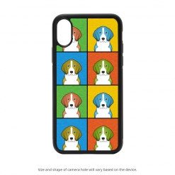 American Foxhound iPhone X Case