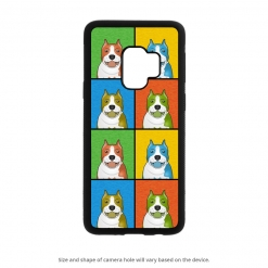 American Staffordshire Terrier Galaxy S9 Case