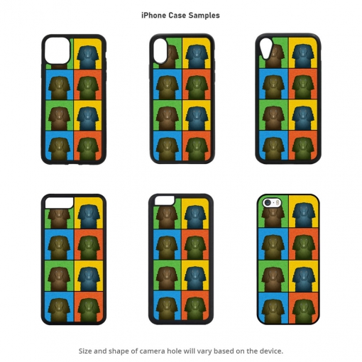 American Water Spaniel iPhone Cases