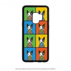 Australian Cattle Dog Galaxy S9 Case