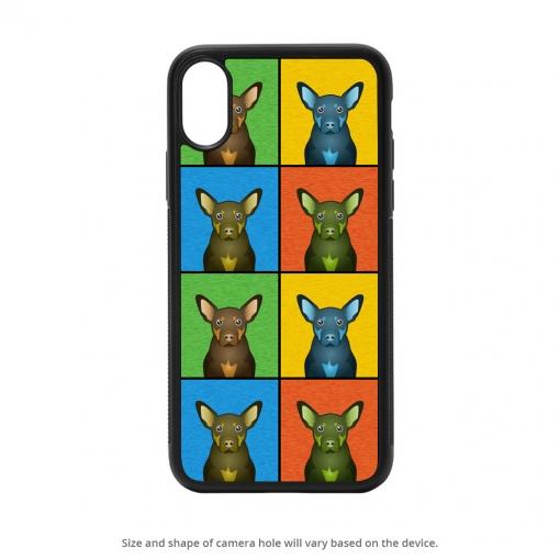 Australian Kelpie iPhone X Case