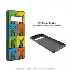 Australian Kelpie Samsung Galaxy S10 Case