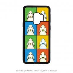 Bedlington Terrier Galaxy S9 Case