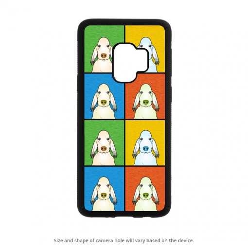 Bedlington Terrier Galaxy S9 Case