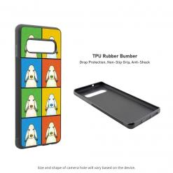 Bedlington Terrier Samsung Galaxy S10 Case
