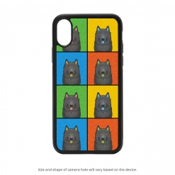 Belgian Shepherd iPhone X Case