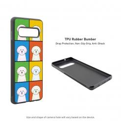 Bichon Frise Samsung Galaxy S10 Case