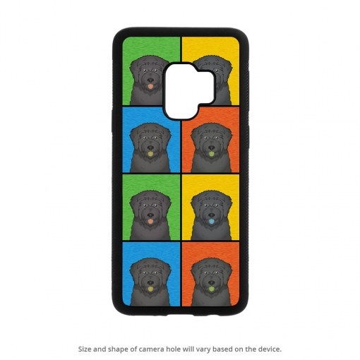 Black Russian Terrier Galaxy S9 Case