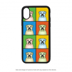 Boerboel iPhone X Case