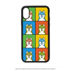 Canadian Eskimo Dog iPhone X Case