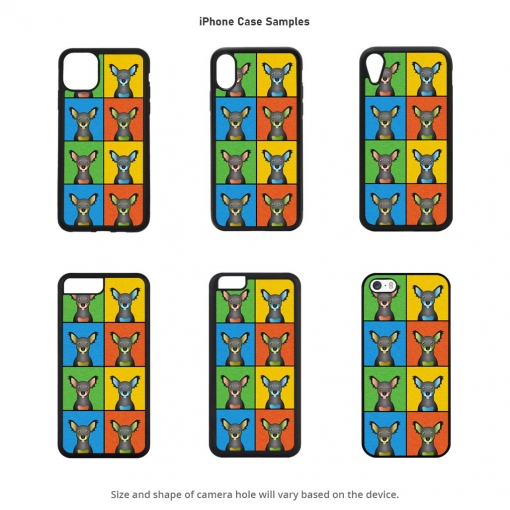 Chiweenie iPhone Cases