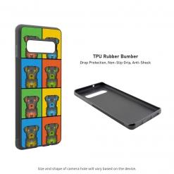 Chorkie Samsung Galaxy S10 Case