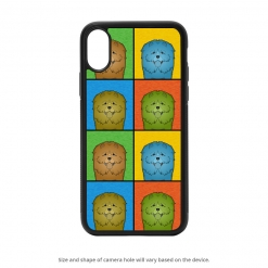 Chow Chow iPhone X Case