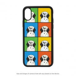 English Setter iPhone X Case