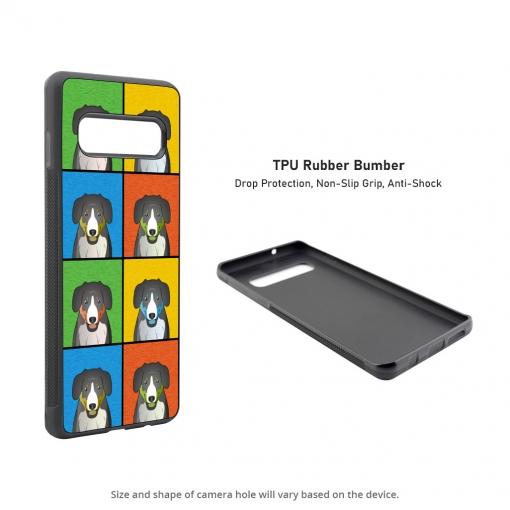 Entlebucher Mountain Dog Samsung Galaxy S10 Case