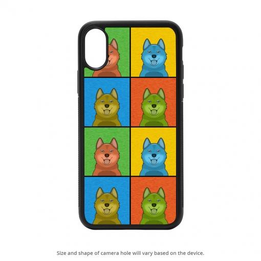 Finnish Spitz iPhone X Case