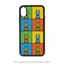 German Pinscher iPhone X Case