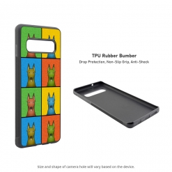 German Pinscher Samsung Galaxy S10 Case