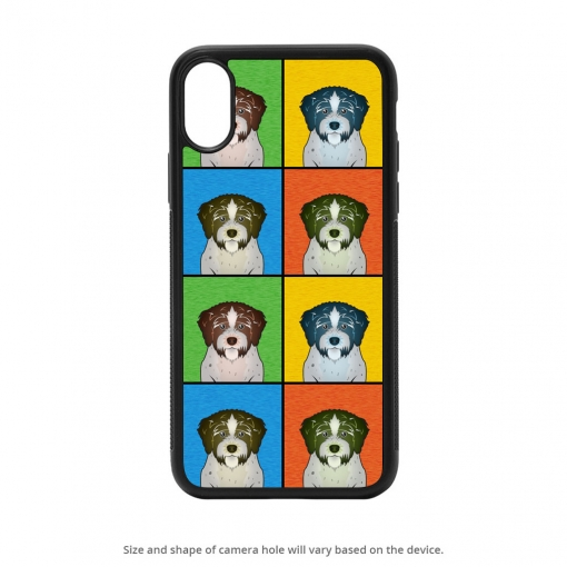 German Wirehaired Pointer iPhone X Case