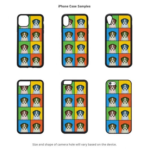 German Wirehaired Pointer iPhone Cases