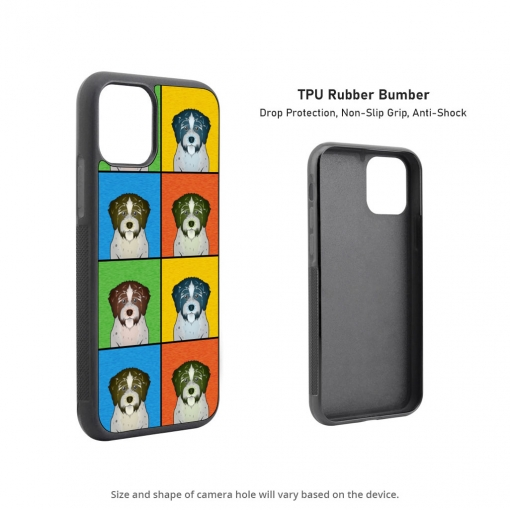 German Wirehaired Pointer iPhone 11 Case