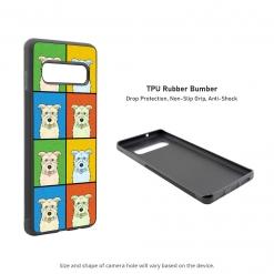 Glen of Imaal Terrier Samsung Galaxy S10 Case