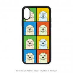Goldendoodle iPhone X Case