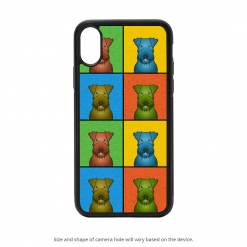 Irish Terrier iPhone X Case