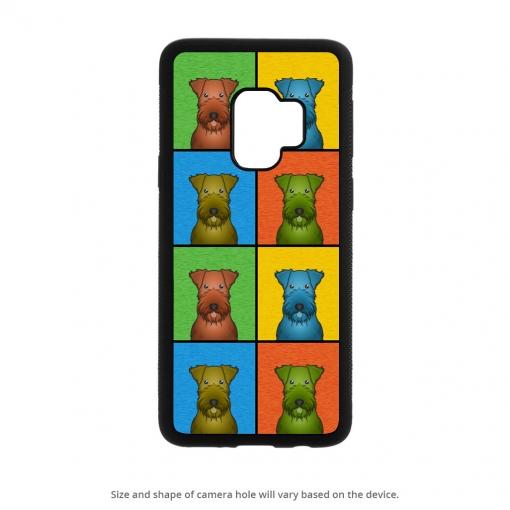 Irish Terrier Galaxy S9 Case