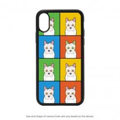 Jackapoo iPhone X Case