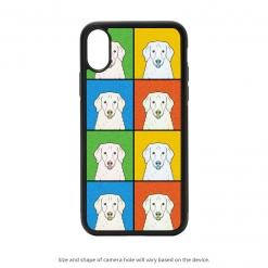 Kuvasz iPhone X Case