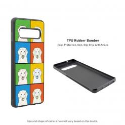 Kuvasz Samsung Galaxy S10 Case