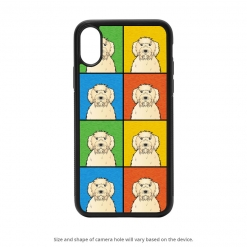 Labradoodle iPhone X Case