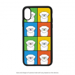 Lhasa Apso iPhone X Case