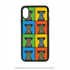 Manchester Terrier iPhone X Case