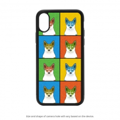 Norwegian Lundehund iPhone X Case