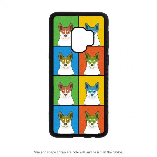 Norwegian Lundehund Galaxy S9 Case