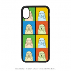 Otterhound iPhone X Case