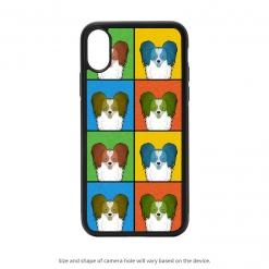 Papillon iPhone X Case