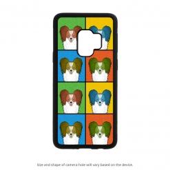 Papillon Galaxy S9 Case
