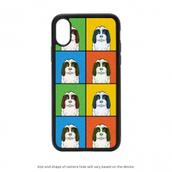 Petit Basset Griffon Vendeen iPhone X Case
