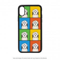Polish Lowland Sheepdog iPhone X Case