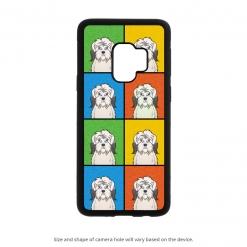 Polish Lowland Sheepdog Galaxy S9 Case