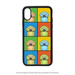Puggle iPhone X Case