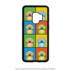 Puggle Galaxy S9 Case